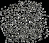 Natural Loose Diamond Round G-H Color I1-I3 Clarity 1.10To1.25 MM 25 Pcs Lot NQ6