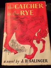 The Catcher in the Rye by J. D. Salinger First Edition Reprinted October 1951