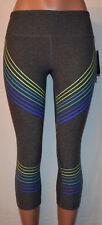 Reebok Active Capri Length Athletic Running, CR6349, Size XS