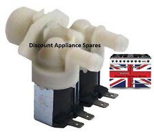Swan,bush,Baumatic etc Washing Machine water Solenoid inlet Valve  71bo02