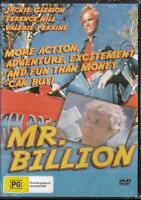 MR. BILLION - TERENCE HILL - NEW DVD FREE LOCAL POST