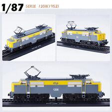 Locomotive 1:87 Retro Train Model SERIE 1208 (1952) Collection Home Decoration