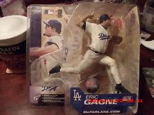 ERIC GAGNE McFARLANE SPORTSPICKS MLB SERIES 5 LOS ANGELES DODGERS UNIFORM