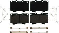 Disc Brake Pad Set-Posi 1 Tech Ceramic Front Autopart Intl 1412-37289
