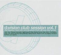 D:vision Club Session 01 (2004, I) Thievery Corporation, Joe Dukie & DJ.. [2 CD]