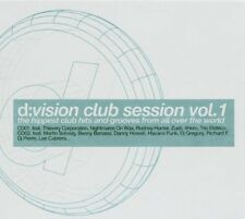 D:vision Club Session 01 (2004, I) Thievery Corporation, Joe Dukie & DJ.. [2 CD]