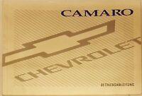 Betriebshandbuch Chevrolet Camaro 1998 -Deutsch-