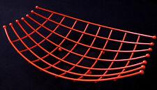 Corbeille design orange 1970 tripode basket of fruit