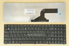 For Asus X61S X61Z X62J K55D A55D U57D U57N R500D Keyboard  US & Korean No frame