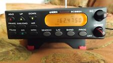 UNIDEN BEARCAT BC350A SCANNER, FIRE, POLICE, AMBULANCE, UHF-VHF, SCANNER