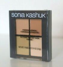 Sonia Kashuk Hidden Agenda Concealer Palette Light 07  Discontinued HTF
