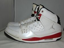 2010 Nike Air Jordan Retro 407492-101 Basketball Shoes Sneakers Sz 13