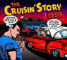 The Cruisin' Story 1959 NEW 2-CD Olympics Crests Bo Diddley Sandy Nelson Virtues