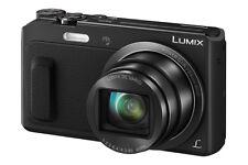 Panasonic Lumix DMC-TZ58EG-K Schwarz Digitalkamera