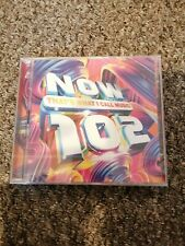 Now 102 cd. Now that's what i call music 102. FAST DISPATCH