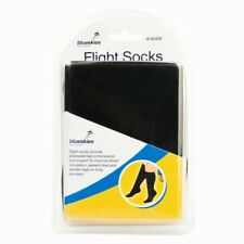 Travel Flight Socks UNISEX for Improved Blood Circulation Whilst Travelling New