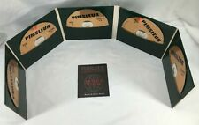 Pimsleur French, Barnes and Nobles Audio, 8 Lessons, 5 CD's, 2003