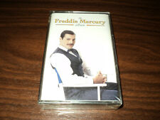 FREDDIE MERCURY - Freddy Mercury The Album (new cassette) Queen