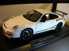 187561 NOREV 1 18 Porsche 911 Gt3 RS 2010 White