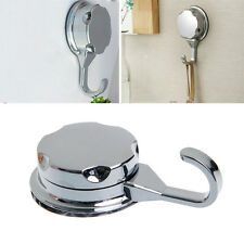 New Chromed Suction Cup Kitchen Hooks for Towel Hooks Bathroom Wall Vacuum Hook