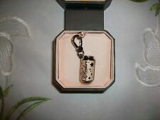 AUTHENTIC JUICY COUTURE CHARM, JUICY CAN OF COUTURE, NIB WITH TAGS!!!