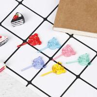 6Pcs/set 1:12 Candy lollipop doll house toys children gift dollhouse miniatur zc