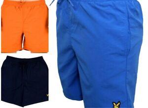 Men's Lyle & Scott Summer Swim Shorts with 5 colours