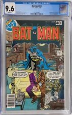 CGC 9.6 BATMAN # 313 1st App Tim Fox Timothy Future State Two-Face Catwoman NM+