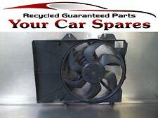 Peugeot 207 Radiator Fan 1.6cc HDi Diesel 06-12