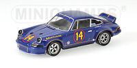 MINICHAMPS 736914 & 746914 PORSCHE 911 CARRERA model racecar Al Holbert 1:43rd