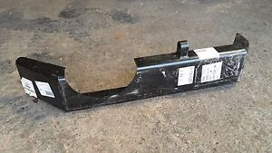 NEW BEDFORD MILITARY MOD LORRY BUMPER SECTION O/S DRIVERS SIDE