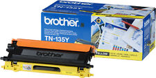 TONER BROTHER TN135 JAUNE + 50% OFFERT / TN-135Y TN135Y