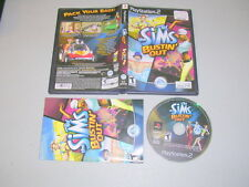 SIMS BUSTIN' OUT (Playstation 2 PS2) Complete BL