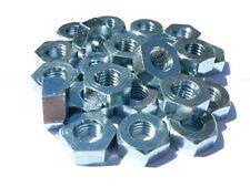 25 Cycle Thread Nuts 1/4 CEI BSCY used on BSA & Triumph etc
