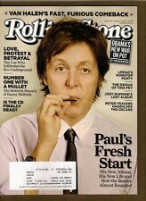 ROLLING STONE #1151 2012 PAUL McCARTNEY, VAN HALEN, BEATLES, JOEY RAMONE