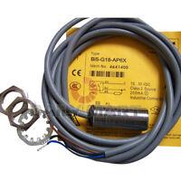 TURCK BI5-G18-AP6X INDUCTIVE PROXIMITY BARREL SENSOR SWITCH PLC NEW