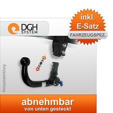 DACIA Duster 2013-2018 VERTIKAL Anhängerkupplung abnehmbar + 13p E-satz SPEZ