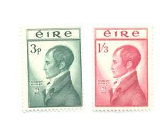 Ireland-Robert Emmet-Irish Patriot- set of 2 mnh - (156/7)