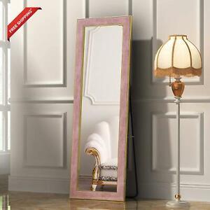 "Floor Mirror Full Length /Large Floor Mirror 65""X 22"" Stand Up Mirror/Bedroom Li"
