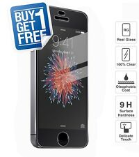 Pack of 2 Tempered Glass Screen Protector For New Apple iPhone SE - BUY1GET1FREE