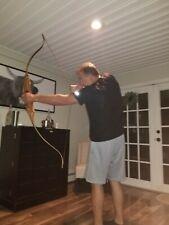 "New listing Damon Howatt Hunter Recurve Bow Archery Hunting RH 62"" 65# @ 28"""