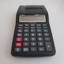 Machine à calculer électrique euro taxe HR-8TEC CASIO COMPUTER Tokyo JAPAN N5458