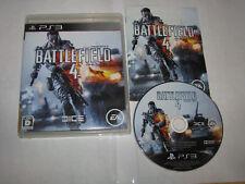 Battlefield 4 Playstation 3 PS3 Japan import US Seller