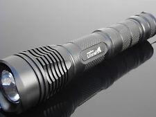 Ultrafire CREE XM-L T6 LED sécurité lampe torche 2200 Lumens lampe
