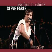 Steve Earle - Live From Austin Texas [CD]