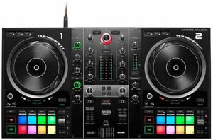 Hercules DJControl Inpulse 500: 2-deck USB DJ controller for Serato DJ & DJUCED