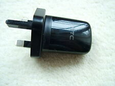 GENUINE HTC ADAPTER - MODEL TC B250 - BLACK - NO USB LEAD