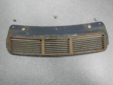 1963 Buick Riviera Dash Defroster Outlet Grill in Dash Pad 63 only
