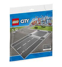 LEGO City Gerade Straße/ Kreuzung (7280)