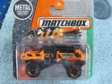 Matchbox 2016 #105/125 RUMBLE RAIDER orange MBX EXPLORATEURS